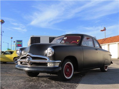 1950 ford club coupe stock nb1117921 for sale near miami for Garage ford vernon