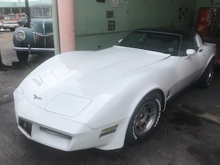 1981 chevrolet corvette stock tv 50 for sale near miami fl fl chevrolet dealer. Black Bedroom Furniture Sets. Home Design Ideas