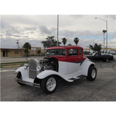 1930 ford hot rod stock vvv 123 7698 for sale near miami for Garage ford vernon