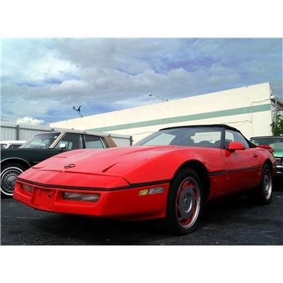 Used 1984 CHEVROLET corvette  | Miami, FL