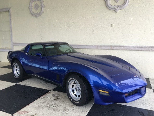 1980 chevrolet corvette stock rrr 305 new for sale near miami fl fl chevrolet dealer. Black Bedroom Furniture Sets. Home Design Ideas