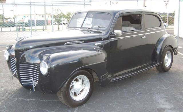 1941 Plymouth 2 Door Stock Kar00043 For Sale Near Miami