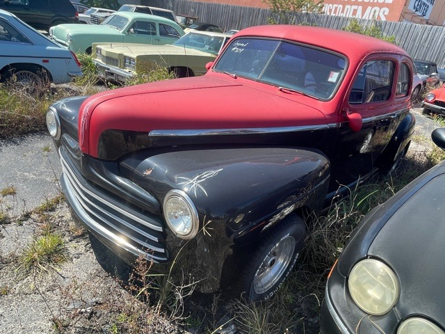 1948 ford street rod stock ma k00132 for sale near miami for Garage ford vernon