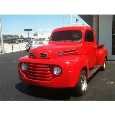 1948 ford pick up stock kar280 for sale near miami fl for Garage ford vernon