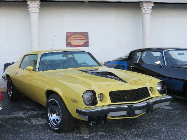 1976 Chevrolet Camaro Stock Nb000071 For Sale Near Miami