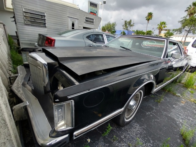 Used 1977 Lincoln Continental Mark V  | Miami, FL