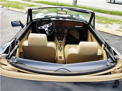 Used 1980 FIAT SPYDER  | Miami, FL