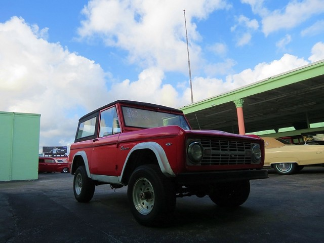 1968 ford bronco stock ky180nb7771390 for sale near for Garage ford vernon 27200