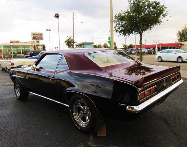 1969 Chevrolet Camaro Stock Ma K00137777 For Sale Near