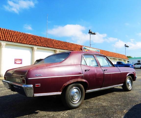 Chevrolet Dealerships In Va: 1968 Chevrolet Nova Stock # NB7083 For Sale Near Miami, FL