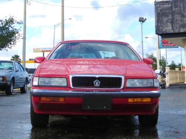 Used 1989 CHRYSLER MASERATI TC TURBO | Miami, FL