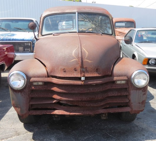 Chevrolet Dealer Nearby: 1953 CHEVROLET 3100 Stock # NB1020 For Sale Near Miami, FL