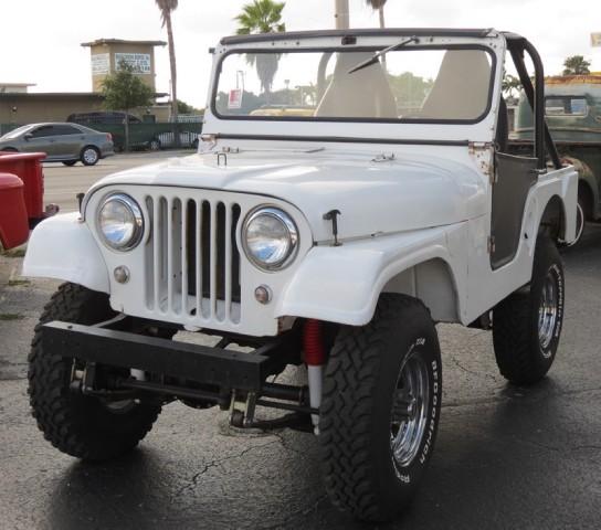 1961 JEEP CJ5 Stock # KY158NB2812AM For Sale Near Miami