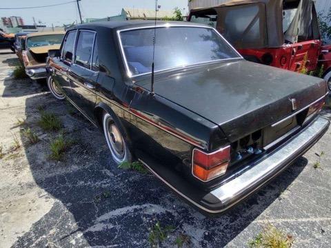 Used 1982 Rolls Royce SILVER SPIRIT  | Miami, FL