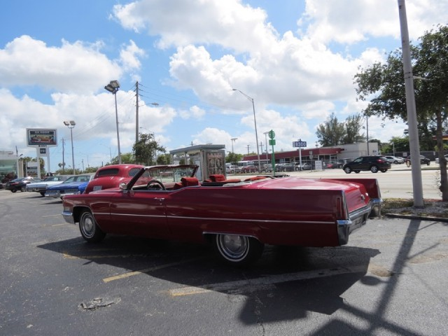 1970 Cadillac Deville Stock # KY70NB5841AM for sale near ...