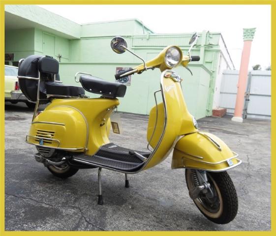 1966 Vespa Scooter Stock Ky305nb35666am For Sale Near Miami Fl