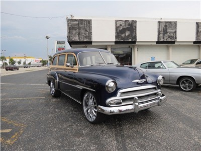 New Chevrolet Volt Vernon >> 1951 CHEVROLET Tin woody Stock # VVV_123_079 for sale near Miami, FL | FL CHEVROLET Dealer