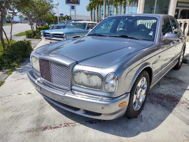 Used 2001 Bentley Arnage Red Label | Miami, FL