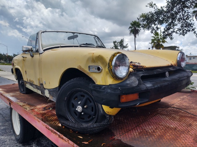 Used 1977 MG ROADSTER  | Miami, FL