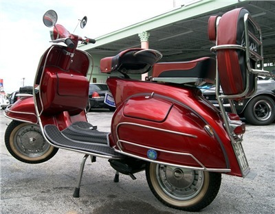 1965 Vespa Scooter Vbb150 Stock Ky305nb5254am For Sale Near Miami