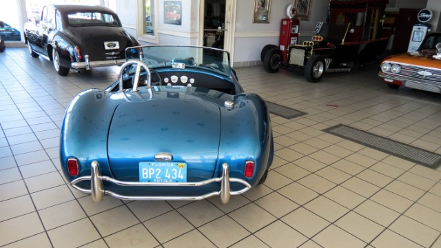 1966 ford ac cobra stock jdy10004 for sale near miami for Garage ford vernon