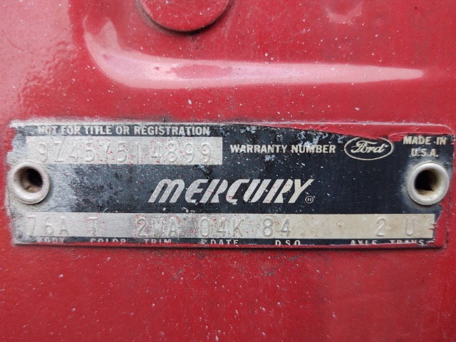 Used 1969 MERCURY Monterey  | Miami, FL