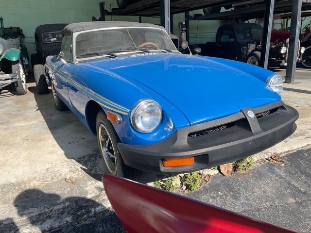 Used 1976 MG ROADSTER MGB   Miami, FL