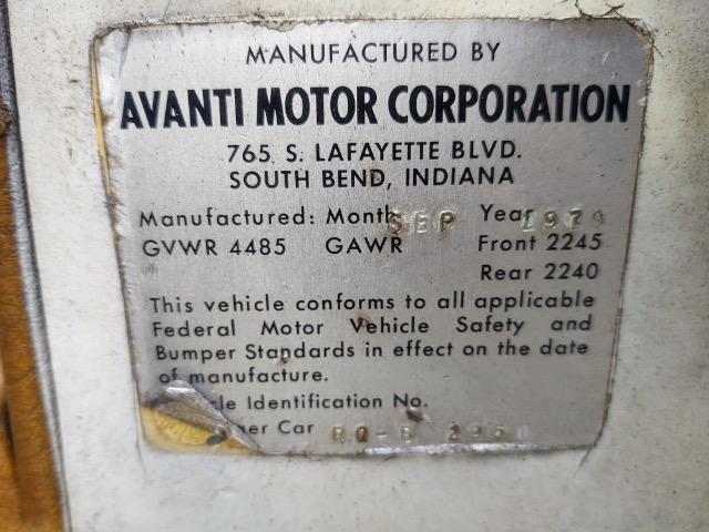 Used 1979 AVANTI II  | Miami, FL