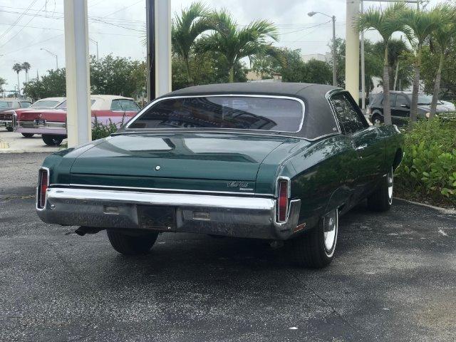 Used 1970 CHEVROLET MONTE CARLO  | Miami, FL