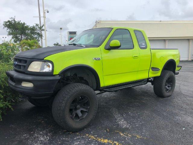 1997 ford 4x4 stock 421 for sale near miami fl fl for Garage ford vernon 27200