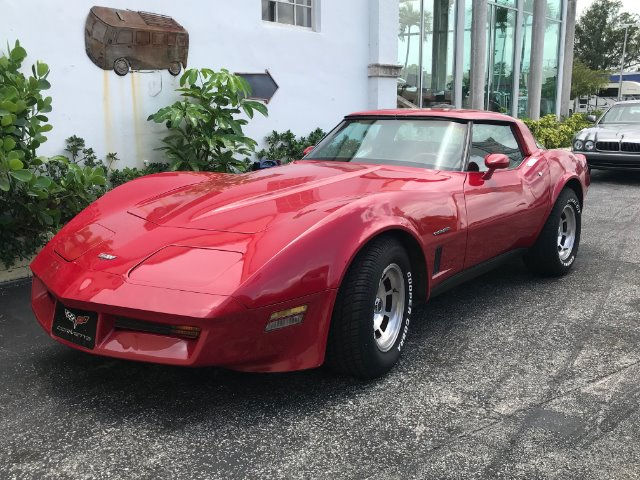 Used 1982 CHEVROLET CORVETTE  | Miami, FL