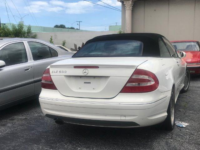 Used 2005 MERCEDES BENZ CLK 500 CLK 500 | Miami, FL