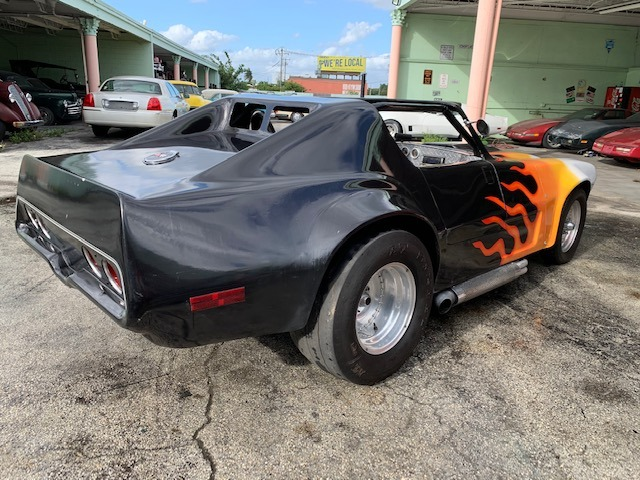 Used 1971 CHEVROLET CAMARO INSANE CORVETTE CUSTOM | Miami, FL
