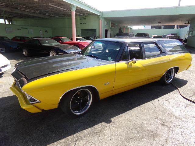 Used 1969 CHEVROLET STATION WAGON    Miami, FL