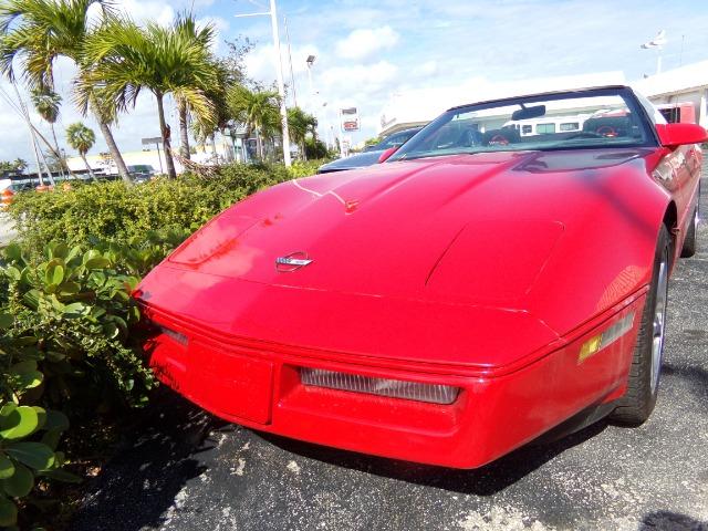 Used 1987 CHEVROLET CORVETTE  | Miami, FL
