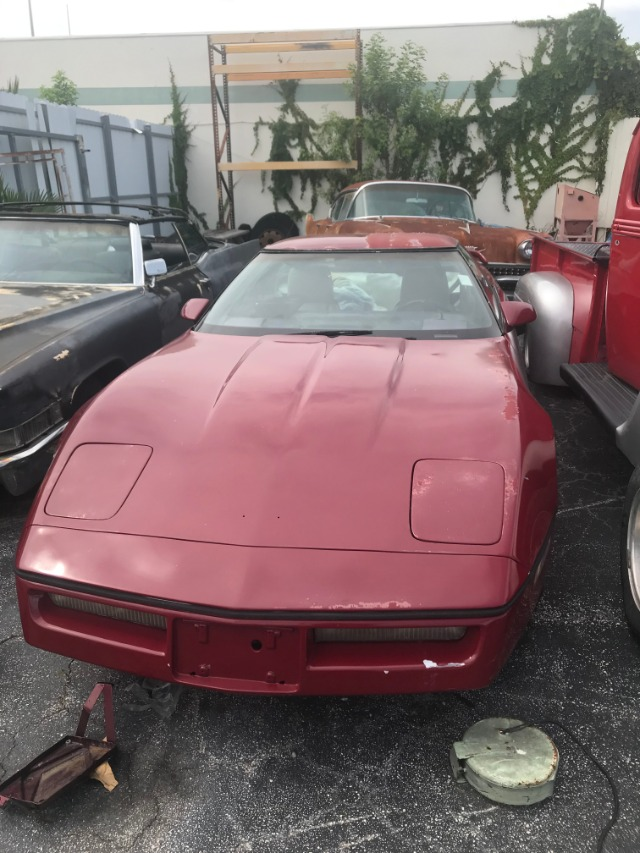 Used 1986 CHEVROLET CORVETTE  | Miami, FL