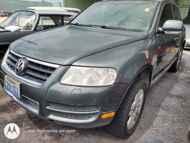 Used 2004 VOLKSWAGEN TOUREG  | Miami, FL