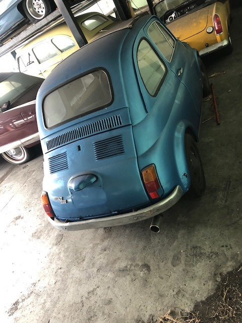 Used 1973 FIAT 500  | Miami, FL