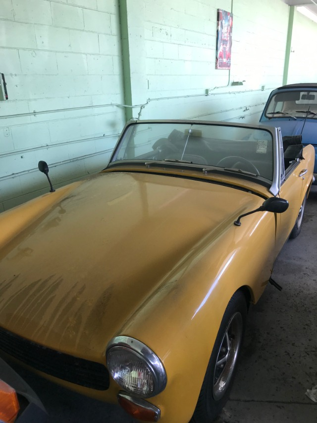 Used 1966 JENSEN HEALY CONVERTIBLE  | Miami, FL