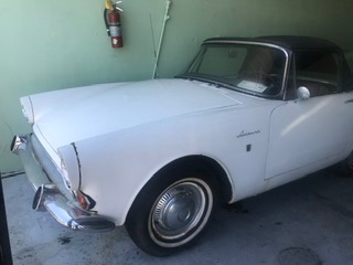 Used 1966 SUNBEAM ALPINE  | Miami, FL