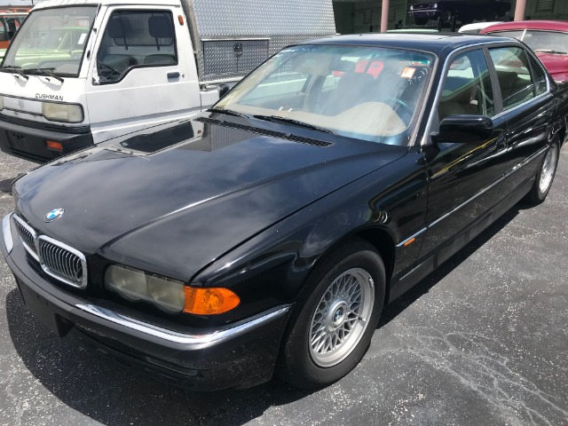 Used 1999 BMW 740 IL  | Miami, FL