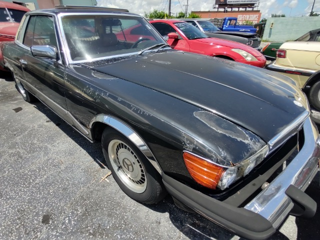 Used 1981 MERCEDES BENZ 380SLC  | Miami, FL