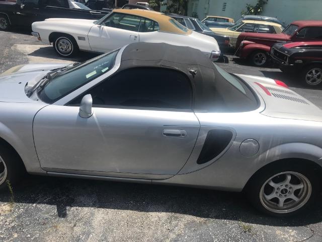 Used 2001 TOYOTA SPYDER  | Miami, FL