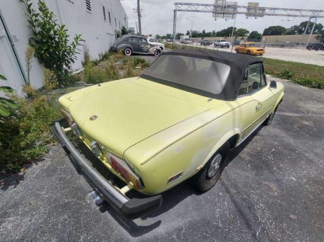 Used 1978 FIAT SPIDER    Miami, FL