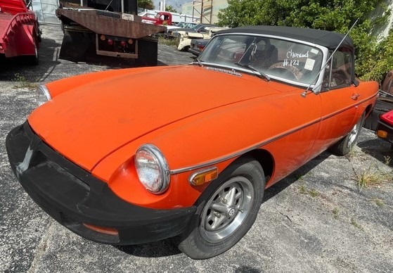 Used 1976 MGB Roadster  | Miami, FL