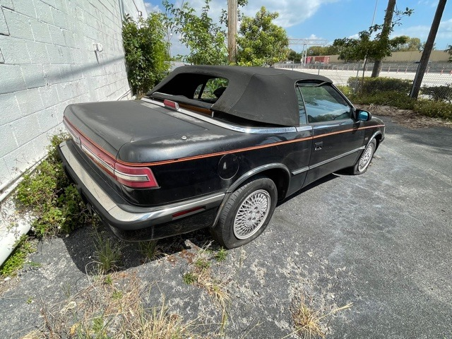 Used 1990 CHRYSLER TC Turbo | Miami, FL