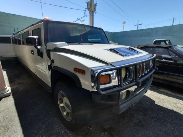 Used 2004 HUMMER H2 Limo  | Miami, FL