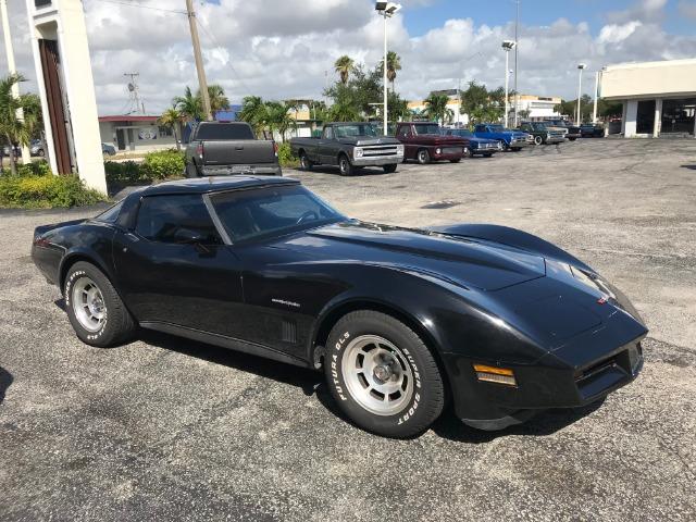 Used 1982 CHEVROLET CORVETTE  | Miami, FL