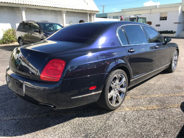 Used 2008 BENTLEY CONTINENTAL Flying Spur | Miami, FL