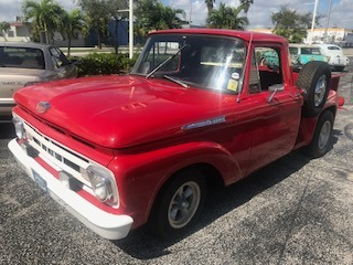 Used 1961 FORD F-100  | Miami, FL